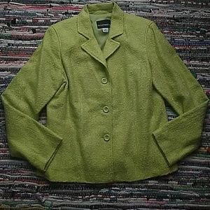 Green Requirements Jacket
